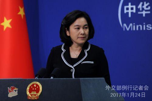 中国外交部回应美国_外交部回应美国指责中国在南海挑衅当代军