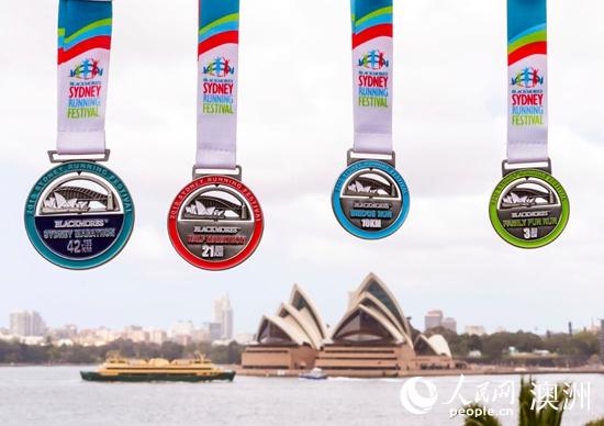 2019澳佳宝悉尼马拉松即将开跑