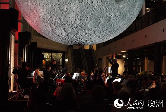 """""""花好月圆""""中秋音乐会在悉尼举行 中澳音乐家联袂演出"""
