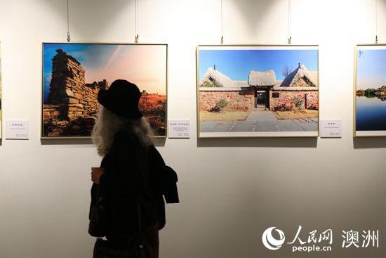 """<b>""""孔子故乡·大美山东""""影像艺术作品展在悉尼开幕--澳新频道--人民网</b>"""