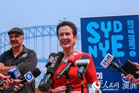 悉尼跨年庆典将在悉尼海港开幕 首推冲天光束迎接崭新十年